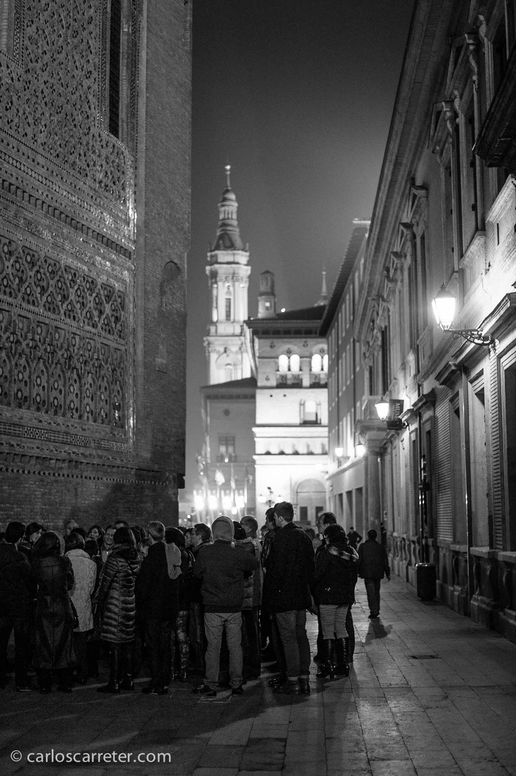 Cultura nocturna en la Seo