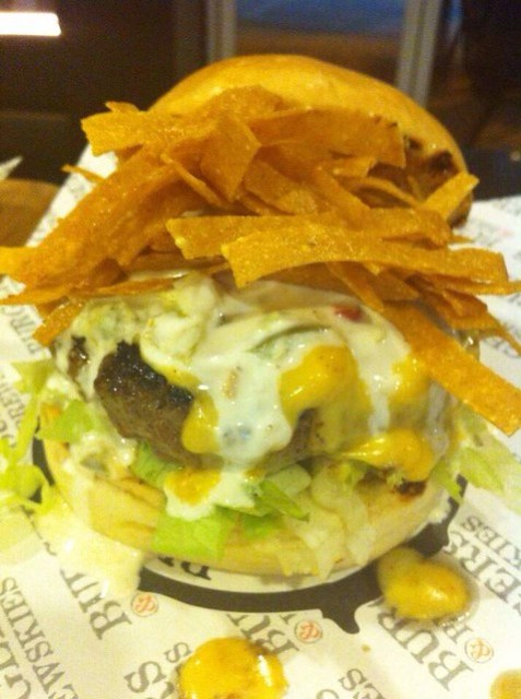 Salamanca Burger