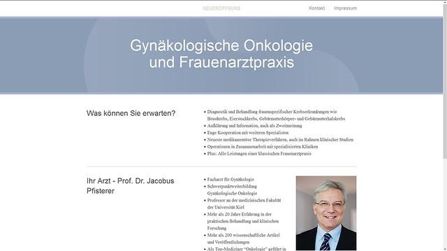 Zentrum für Gynäkologische Onkologie