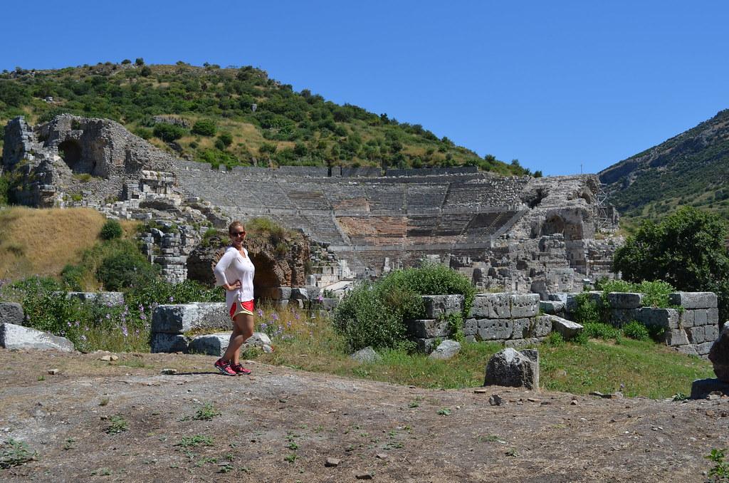 Ephesus - Great Theater - Turkey