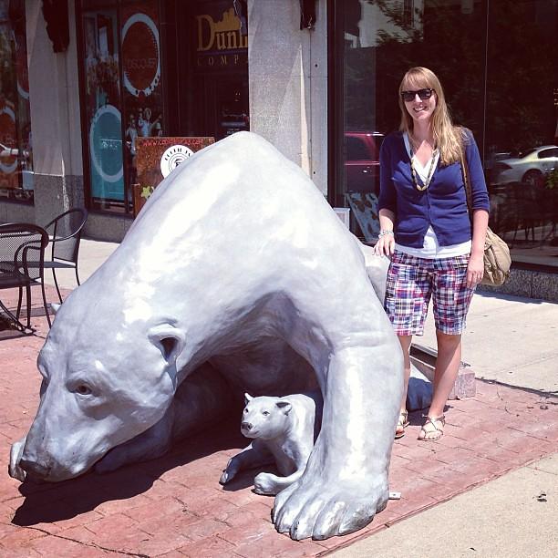 Me & the Polar Bears