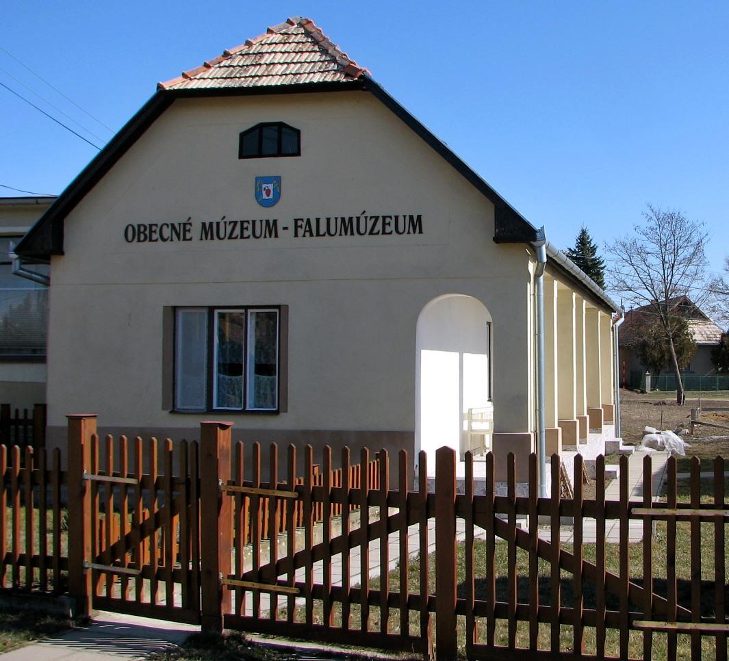 Obecné múzeum vo Veľkej Čalomiji
