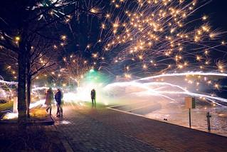 Explosive New Year 2014