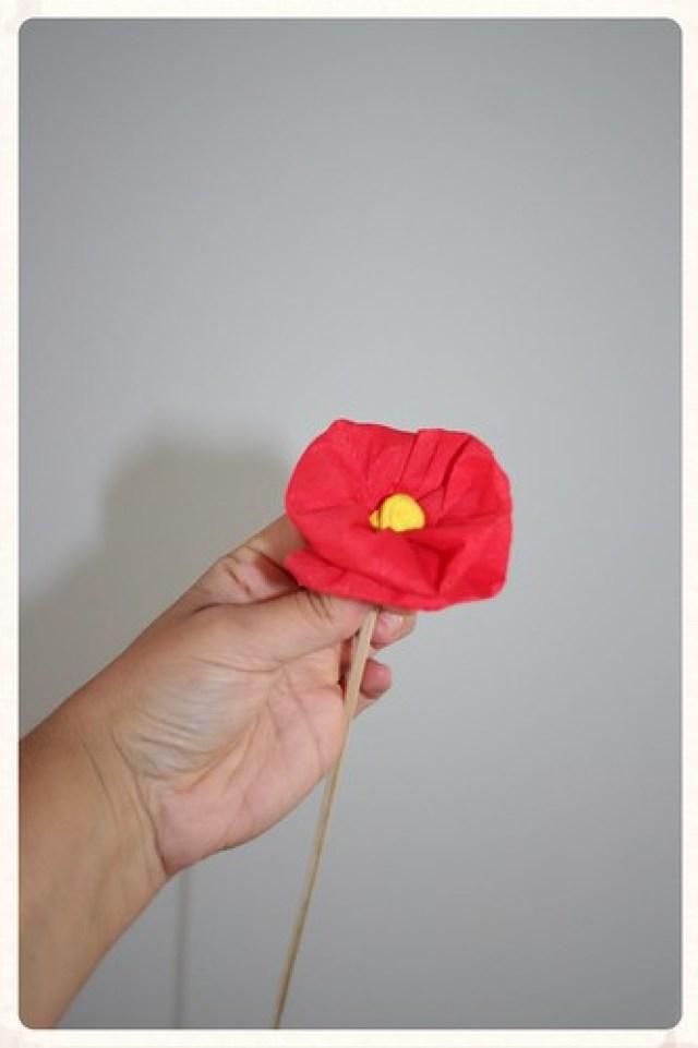 Bloemen maken 2