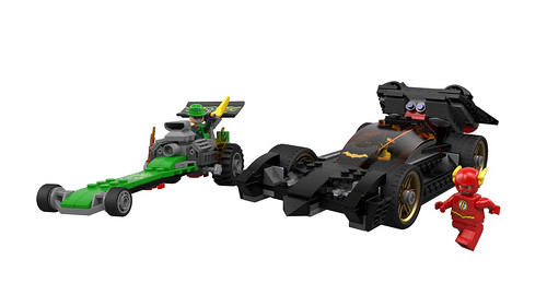 LEGO Batman: The Riddler Chase