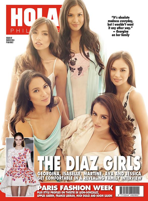 Diaz girls