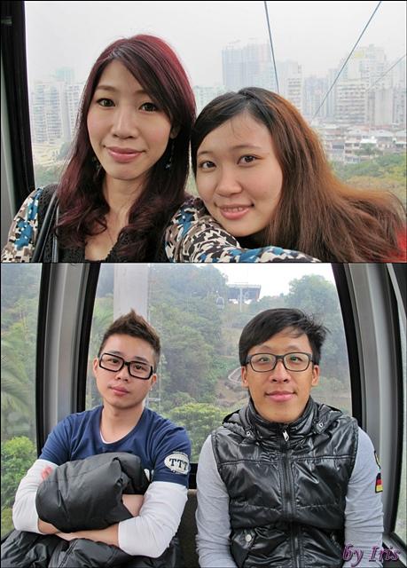 [旅遊]澳門—二龍喉公園有全世界最短的觀光松山纜車‧東望洋燈塔俯瞰不一樣的澳門~♥ - Iris 。 我是艾瑞絲 ...