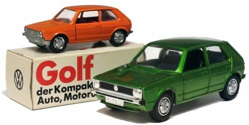 Schuco VW Golf 43 & 66 (2)