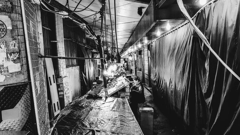 SEOUL // Namdaemun Market
