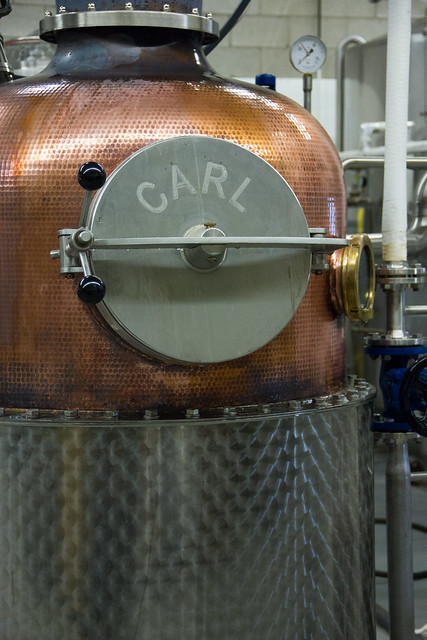 Still Waters Distillery Still