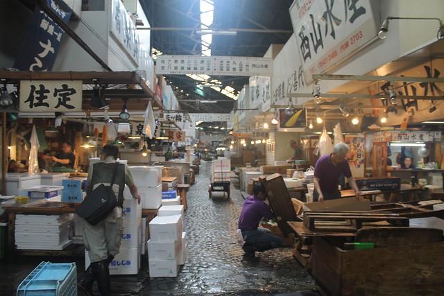 Mercado de Tsukiji