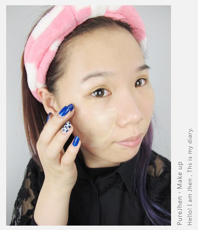 ∥妝容∥ 讓眼睛再放大兩倍!甜心俏皮眼鏡娘日常妝容 @ Jhen's Style Diary|真真。風格日誌|Fashion Blog :: 痞客邦