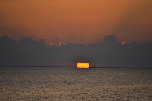 007 Lake Pontchartrain Sunset