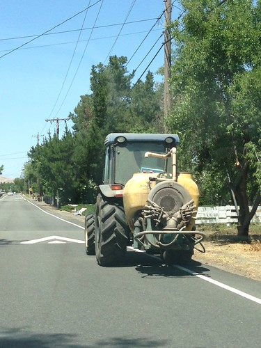 Traffic in Livermore