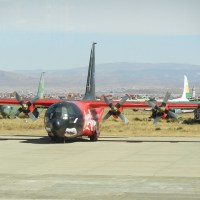 Flying La Paz to Rurrenabaque