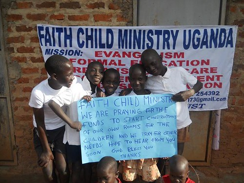 The Faith Child Ministry by abracacamera