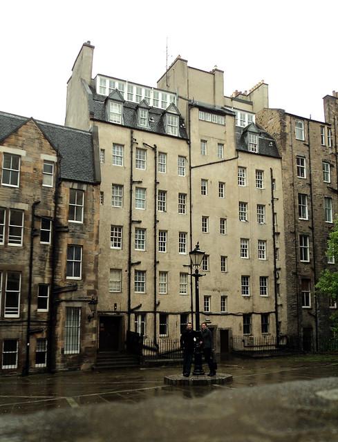 Royal Mile, Edinburgh, Scotland