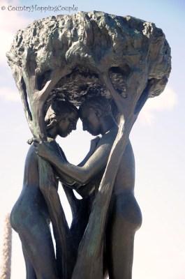 Vigeland Sculpture Park Oslo_8
