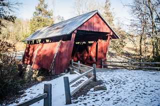 Campbell Covered Bridge-001