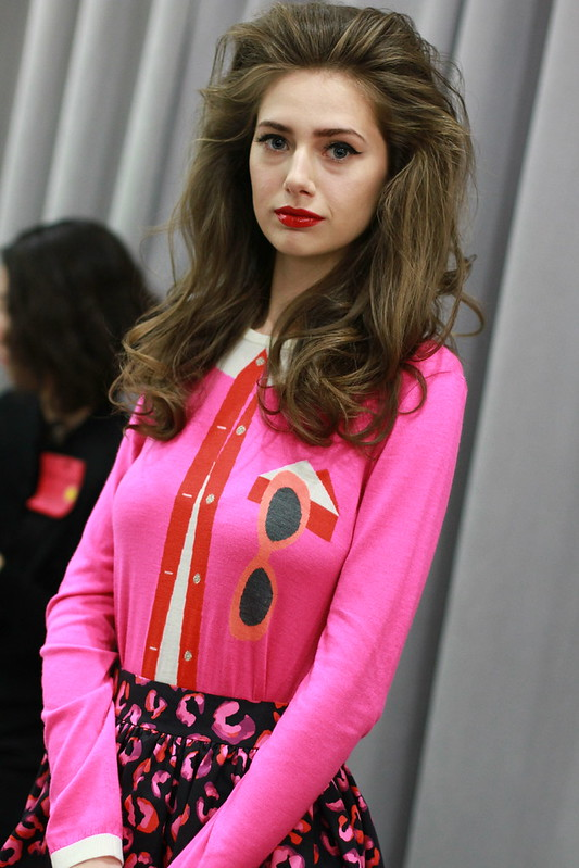 Kate Spade Fall-Winter 2013- Backstage 043
