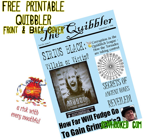 Free Quibbler Cover