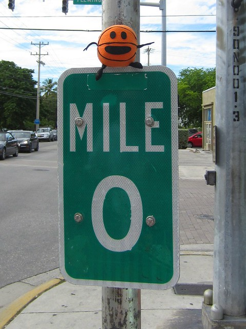 Bally at Mile Zero