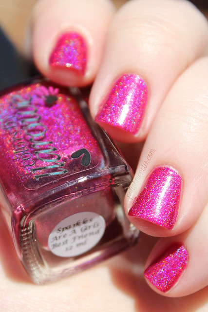 Colors by Llarowe Sparkles Are A Girls Best Friend