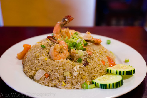 Thai Shrimp Fried Rice