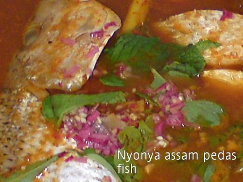 Asam Pedas Ikan Cynthia
