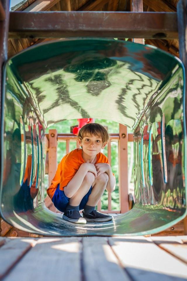35/52/Portrait - Tunnel Vision
