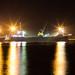 Legazpi Port at Night