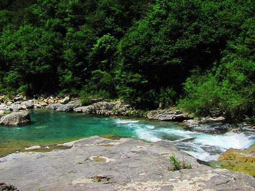 Monte Perdido River