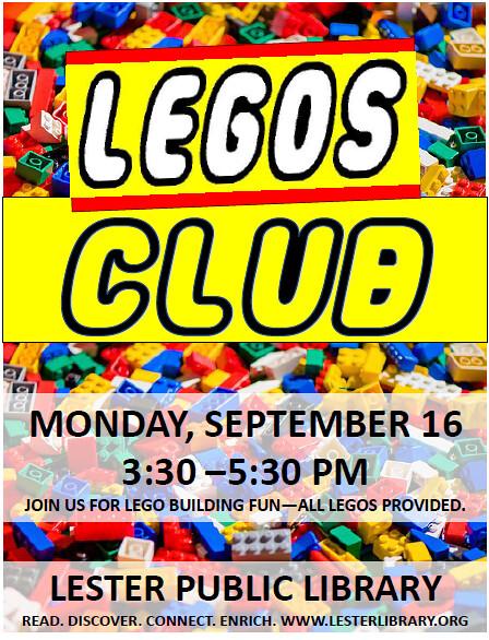 Legos Club