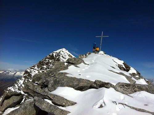 Rieserfernerhütte & Fernerköpfl 3.249 m