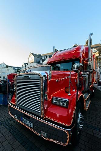Coca Cola Truck by OK's Pics