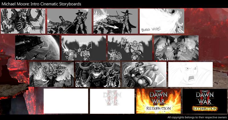 DOW2 Retribution Art Director