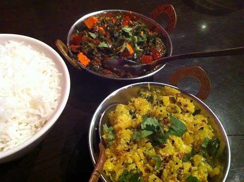 New vegan curries from satya