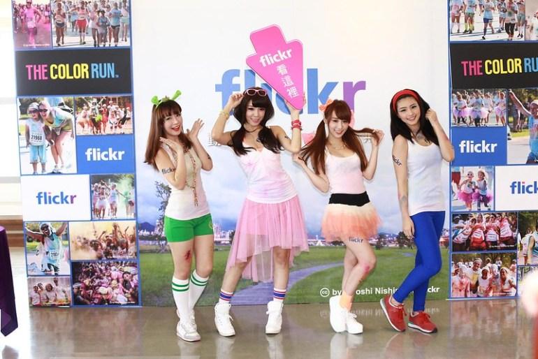 一白二俏三跳躍!Flickr台灣官方攝影團教你心機搶鏡小撇步!(照片Yahoo奇摩提供)