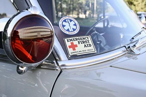 1954 Packard Ambulance