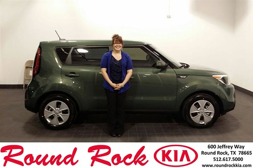 Thank you to Heather Baker on your new 2014 #Kia #Soul from Roberto Nieto and everyone at Round Rock Kia! #NewCar by RoundRockKia