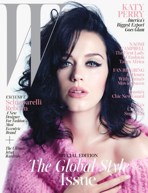 Katy Perry – W Magazine -2013