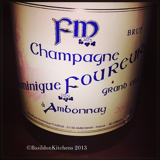 Nov 6 - an import {a very special bottle of champaign from France} a gift from a good friend of mine. #photoaday #imported #champaign #france