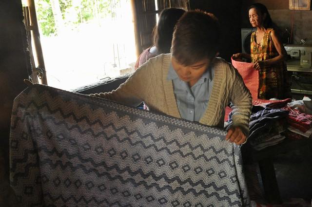 Pinilian Fabric