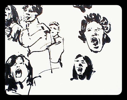 st_2013_07_26, my inner beings expressions at this time of the project. by Taswiir