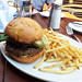 Canyon Creek Chophouse - the burger and fries