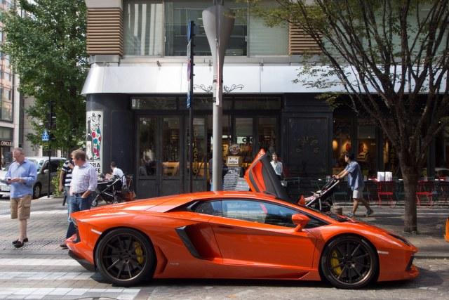 Lamborghini Aventador 2013/09/29 OMD90482