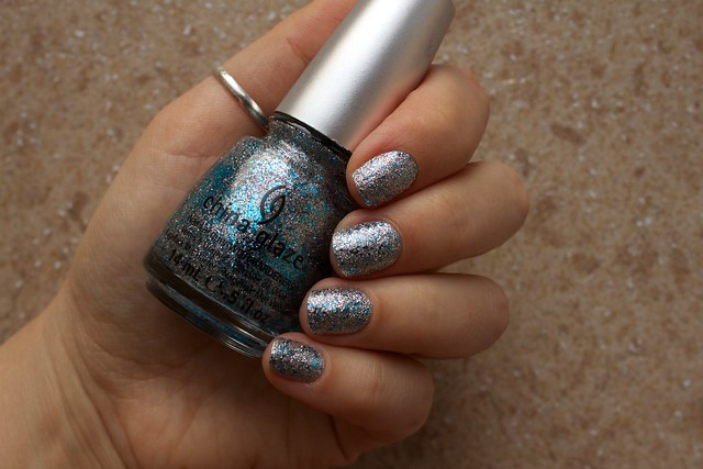 03 China Glaze Lorelei's Tiara