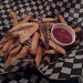 The Rude Boy - the Parm Fries