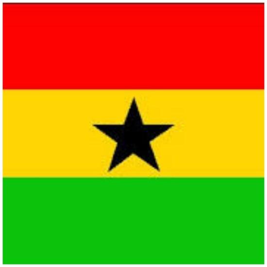 ghana flag blog