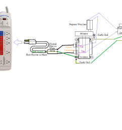 here is my latest wiring schematic unless someone here says this won t work or needs some changes i should get this hooked up this week  [ 1024 x 768 Pixel ]